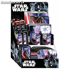 "Expositor coleccion star wars ""saga"""