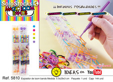 Expositor de loom bands