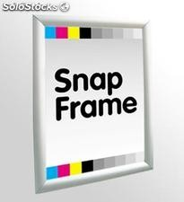 Expositor snap frame
