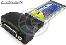 ExpressCard parallel card 1xDB25 (TP61)