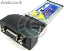 ExpressCard Serial rs-422/485 (2-Port) Type pcie (TS48)