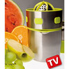 Exprimidor manual pro perfect juicer, anunciado en tv