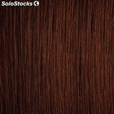 Extensiones adhesivas hair2hair mini 004 - castaño chocolate 6uds.