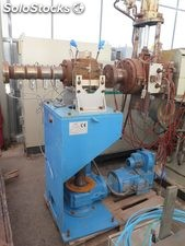 Extruder, single spindle, Union brand 140 , 30L / D