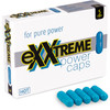 Exxtreme power caps for pure power for men 5 caps