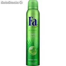 Fa deodorant lemon tropic 200M