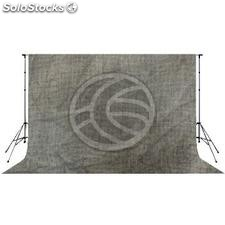 Fabric studio background grey blur coloured 600x300cm (JI62)