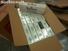 Factory direct acrylic marlboro cigarettes display stand