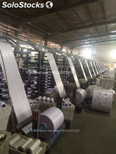 Factory supply pp woven bag sack,China pp woven bag production line,ultraviolete