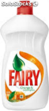 Fairy 500 ml lava-louças Orange-Lemom