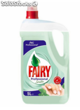 Fairy 5litros profesional Sensitive