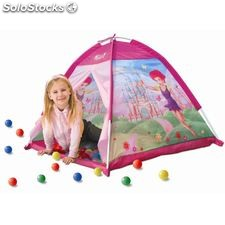 Fairy tent with balls (8320B)