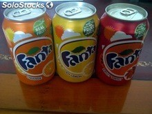 Fanta orange 24 x 330 ml.