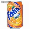 Fanta red bull coca cola