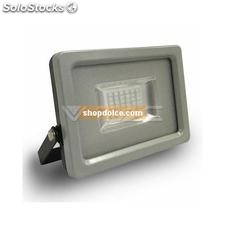 faro a led smd slim 20 watt colore blu 56479