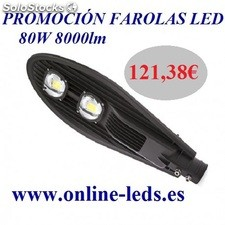 Farola Led 80W