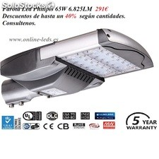 Farola Led Philipis 65W 6.825LM