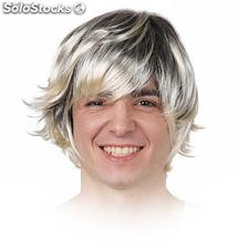 Fashion boy wig