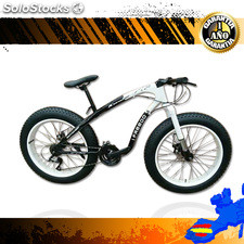Fat bike bicicleta todo terreno b bep-21