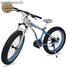 Fat bike bicicleta todo terreno c bep-22