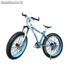 Fat Bike. Bicicleta todo terreno modelo SG Express