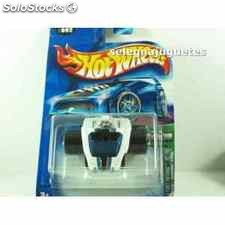 Fatbax jacknabbit special escala 1/64 hot wheels coche miniatura