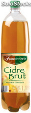 Fauc.cidre table brut pet 1L5