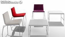 Fauteuil chrome, mestral 31