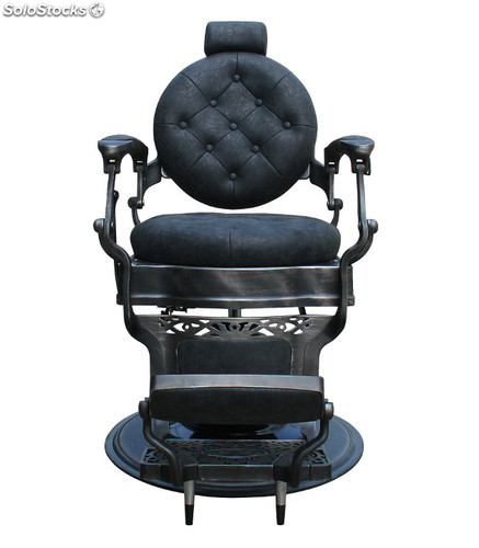 fauteuil de barbier london pour salon de coiffure. Black Bedroom Furniture Sets. Home Design Ideas