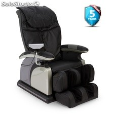 Fauteuil de massage Ananda -Noir - 5 years Extended Warranty