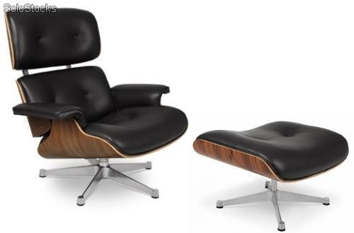 Fauteuil eames lounge chair special edition - Fauteuil lounge eames occasion ...