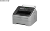 Fax brother 2840 laser negro papel din A4