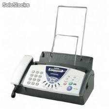 Fax brother 575 transferencia termica papel bond - fax575