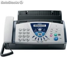 Fax brother t-104 trans. Termica 9600BPS