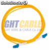 FC fibrá óptica cable patch cordfiber optic 3m