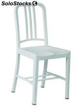 Feel chair white