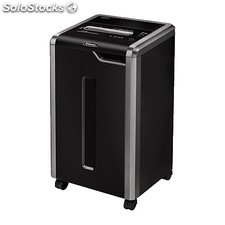 Fellowes - 325i Cross shredding Carbón vegetal triturador de papel