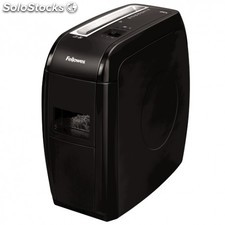 Fellowes - Powershred 21Cs Cross shredding Negro triturador de papel