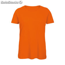 Femmes t-Shirt 140 g/m2 BC0189-or-s, Orange