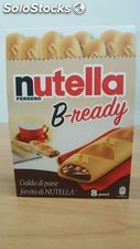 Ferrero Nutella Bready varios formatos