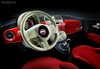 Fiat 500, con impianto audio fiat 312 Mp3 SB05