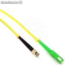 Fiber Optic Cable FC/PC to SC/APC simplex singlemode 9/125 5 m (FL25)