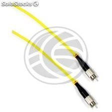 Fiber Optic Cable FC to FC simplex singlemode 9/125 of 20 m (FF58)