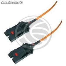 Fiber Optic Cable fddi fddi 62.5/125 multimode duplex 3 m (FI53)