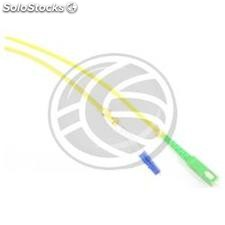 Fiber Optic Cable LC/PC to SC/APC simplex singlemode 9/125 5 m (FL05)