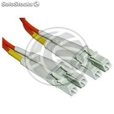 Fiber Optic Cable LC to LC duplex multimode 62.5/125 50 cm (FI00)