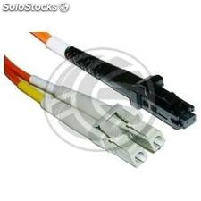 Fiber Optic Cable LC to MTRJ multimode duplex 62.5/125 25 m (FI19)