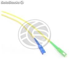 Fiber Optic Cable SC/PC to SC/APC simplex singlemode 9/125 of 1 m (FL12-0002)