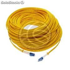 Fiber Optic Cable ST/PC ST/PC singlemode 9/125 duplex 50m (FI71)