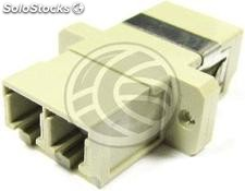 Fiber Optic Coupler LC to LC multimode duplex (AF25)